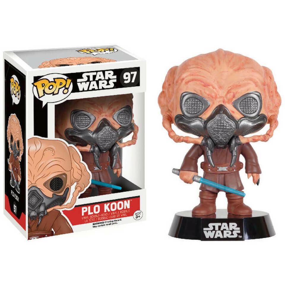 POP Funko - Star Wars 97 - Plo Koon
