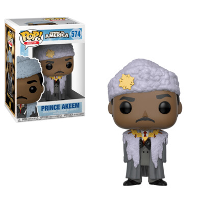 POP Funko Coming to America - Prince Akeem Vinyl Figure 10cm