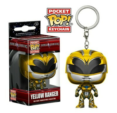 POCKET POP Keychains - Yellow Ranger