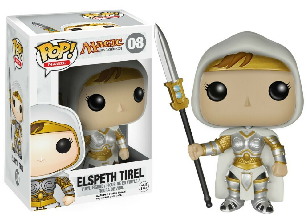 POP Funko Magic - Elspeth Tirel
