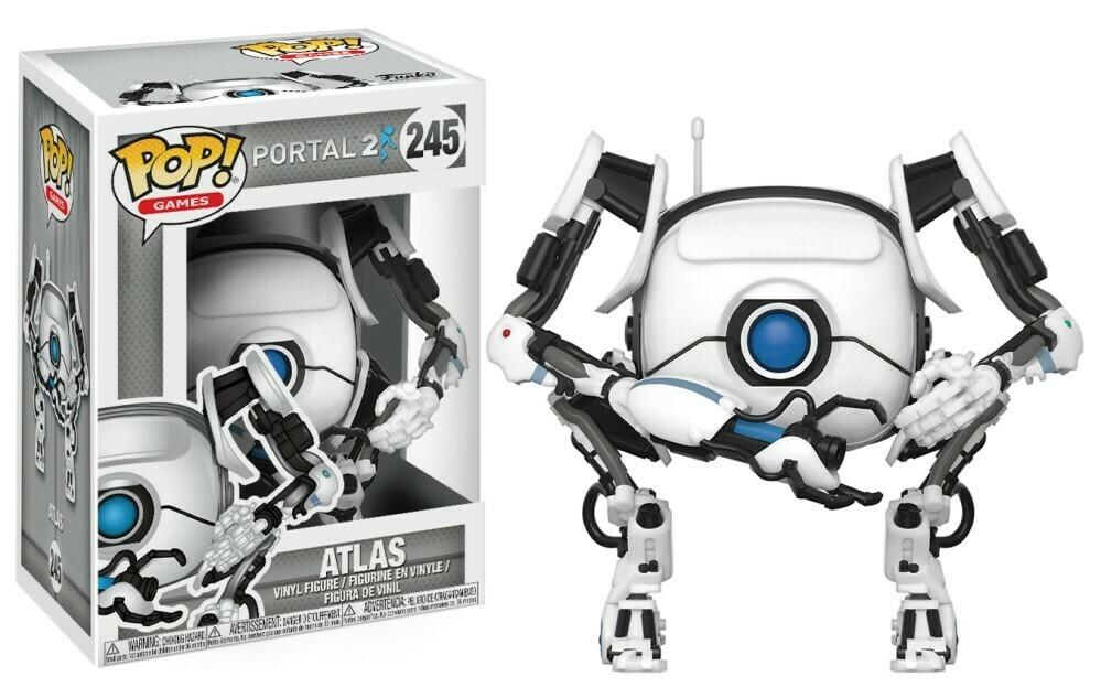 POP Funko #245 - Atlas