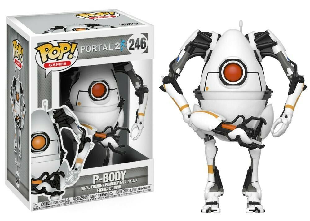 POP Funko #246 - P-Body