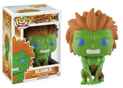 POP Funko - Street Fighter - Blanka 140