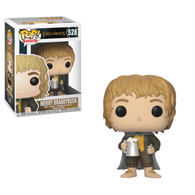 POP Funko - Lord of the Rings - Merry Brandybuck #528