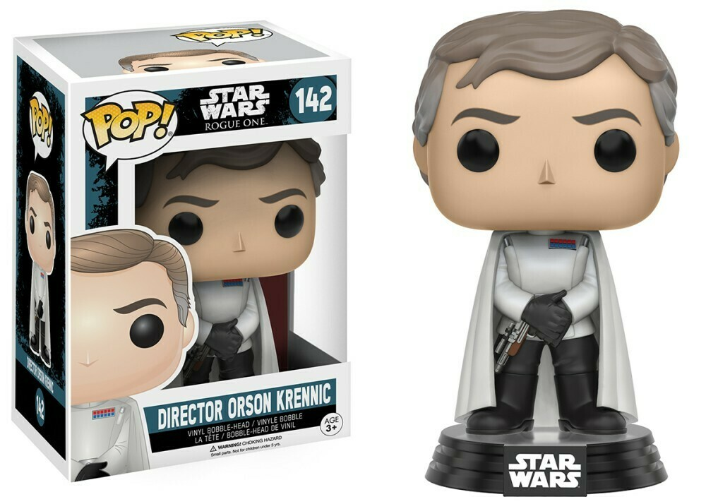 POP Funko - Star Wars Rogue One Director Orson Krennic 142