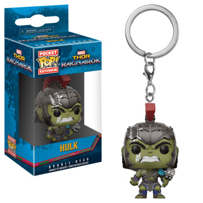POCKET POP Keychains - Hulk Gladiator