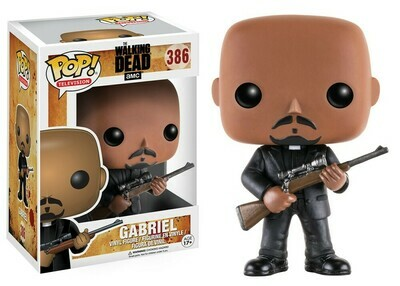 POP Funko Television - The Walking Dead - Gabriel 386
