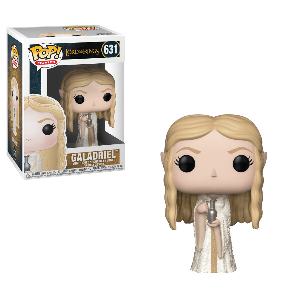 POP Funko - Lord of the Rings - Galadriel #631