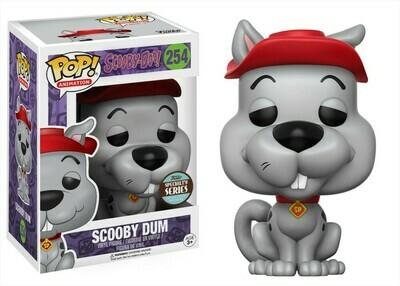 POP Funko - Scooby Doo - Scooby Dum #254