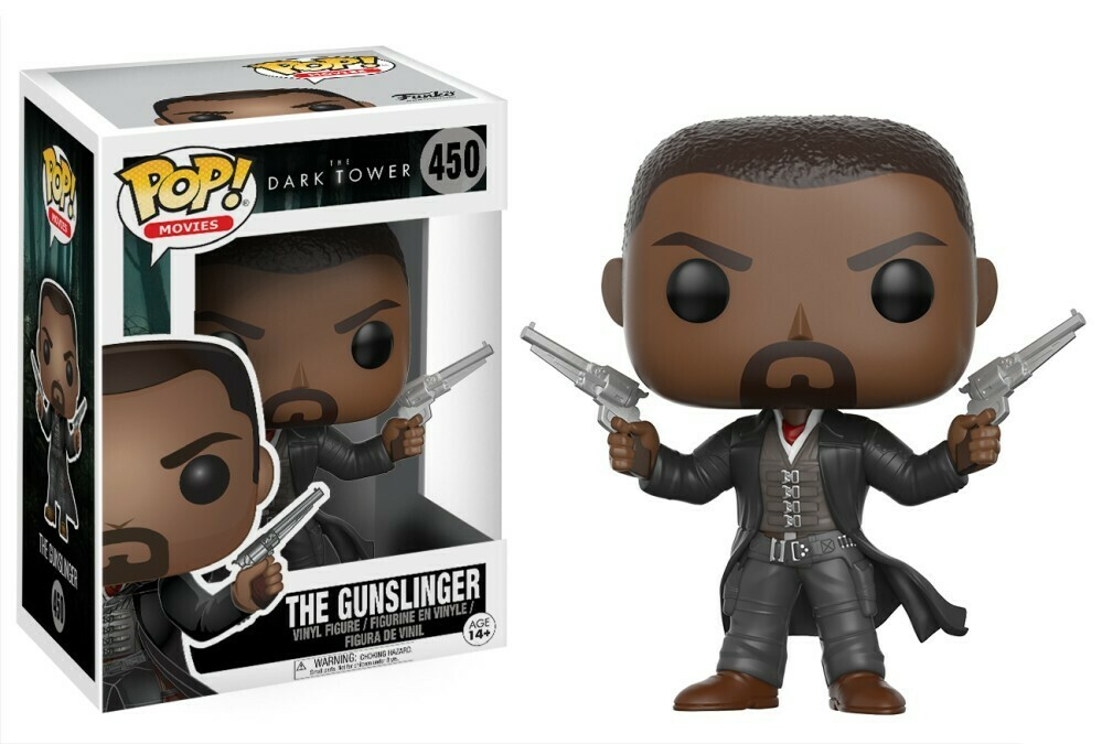 POP Funko - The Dark Tower - The Gunslinger #450