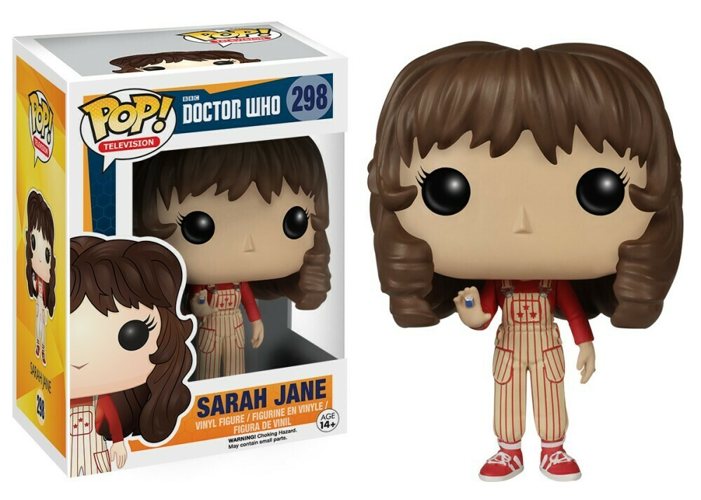 POP Funko TV - Sarah Jane #298