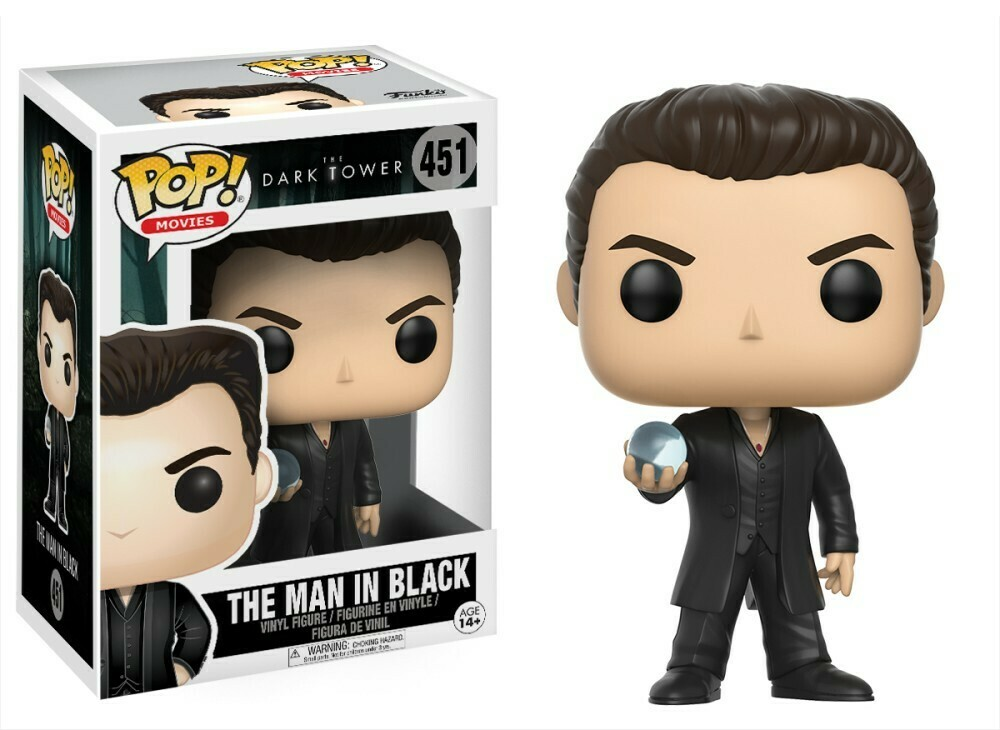 POP Funko - The Dark Tower - The Man in Black #451
