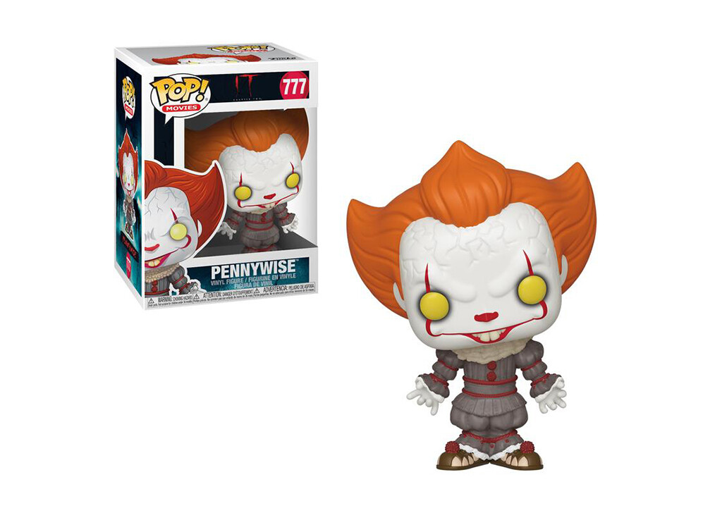 POP Funko Movies - Pennywise #777
