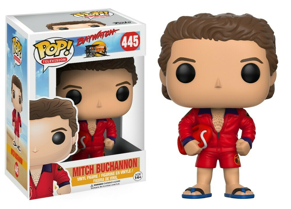 POP Funko - Mitch Buchannon #445