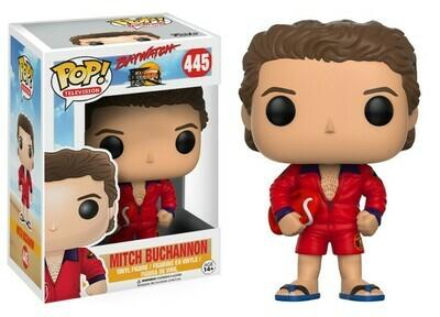 POP Funko - Mitch Buchannon #445