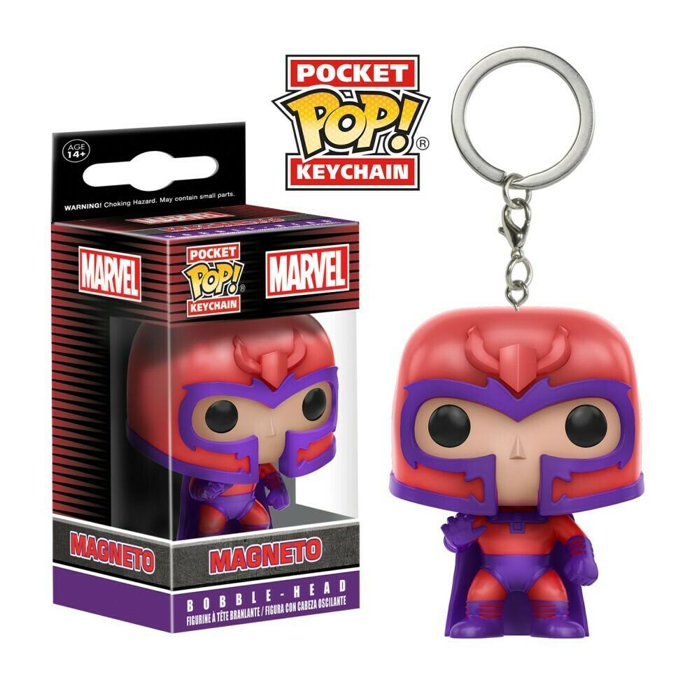 POCKET POP Keychains -  Magneto