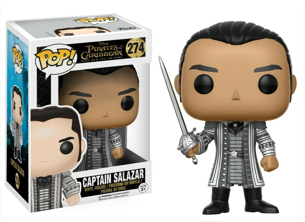 POP Funko 274 - Captain Salazar