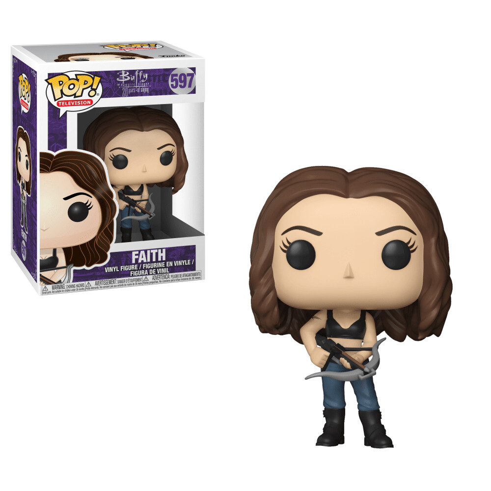 POP Funko #596 - Faith
