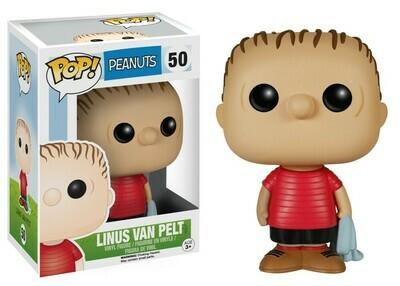 POP Funko - Linus Van Pelt