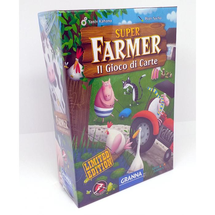 Super Farmer Il Gioco di Carte