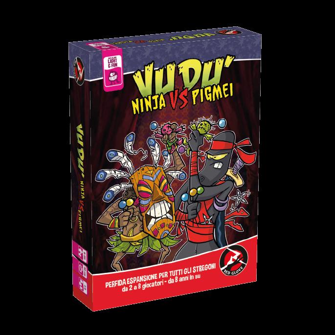 Vudù Espansione - Ninja vs. Pigmei
