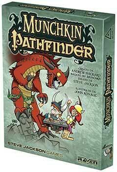 Munchkin - Pathfinder