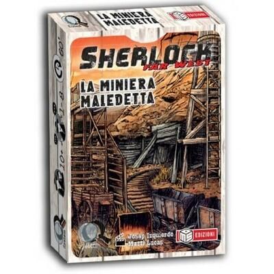 Sherlock: La Miniera Maledetta