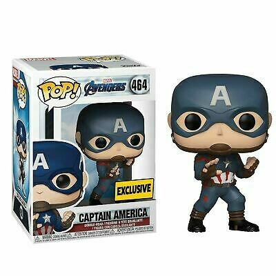 POP Funko - Thor Avengers Captain America Special Edition #464