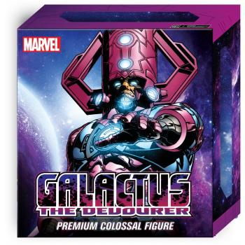 Marvel: Heroclix Galactus Devourer of Worlds Premium Colossal Figure
