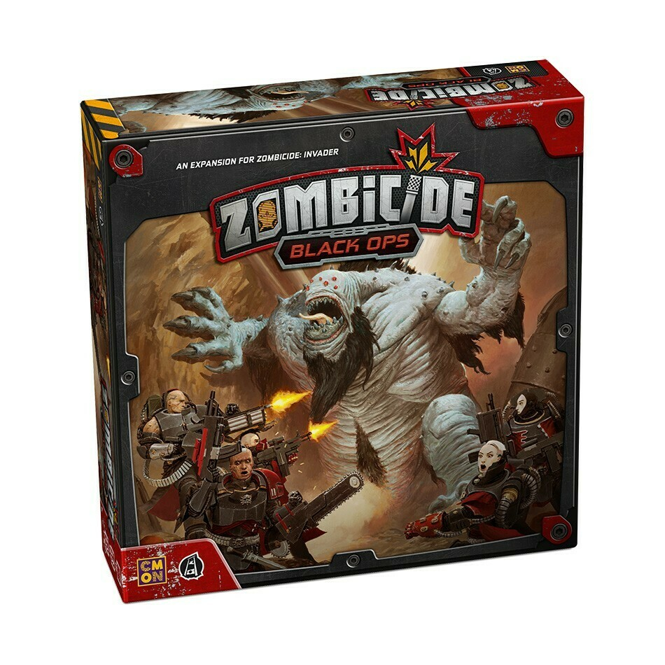 Zombicide Invaders - Black Ops