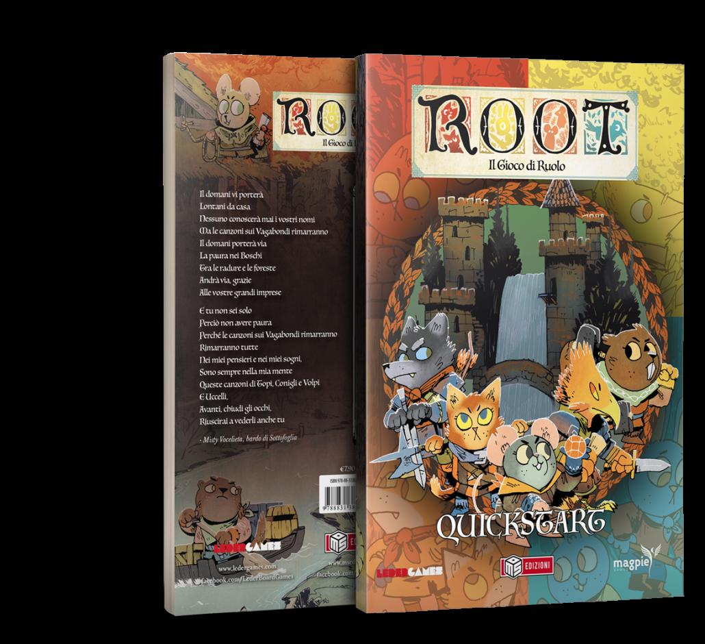Root - Il gioco di ruolo Quickstart