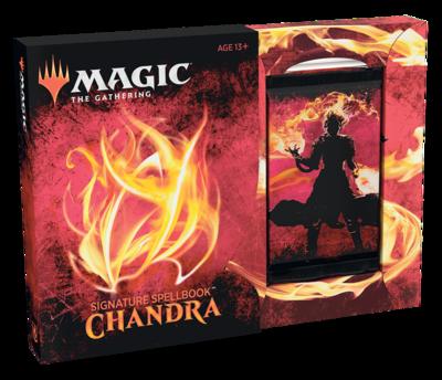 Chandra Signature Spellbook - Magic: the Gathering