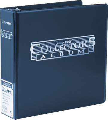 Collectors Album anelli blu