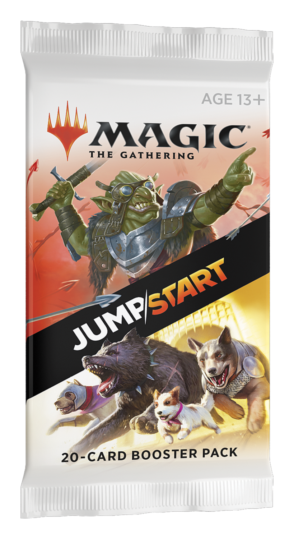 Set Base Jumpstart busta ENG - Magic: the Gathering