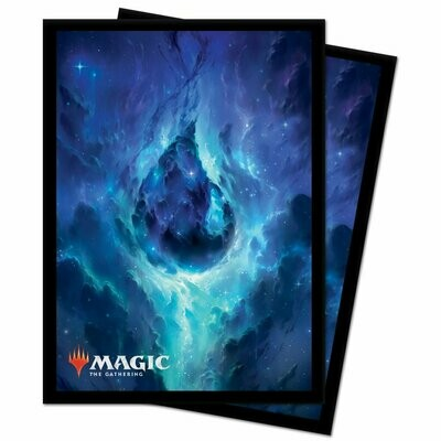 Deck Protector Sleeves - Magic: The Gathering Celestial Island