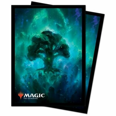 Deck Protector Sleeves - Magic: The Gathering Celestial Forest