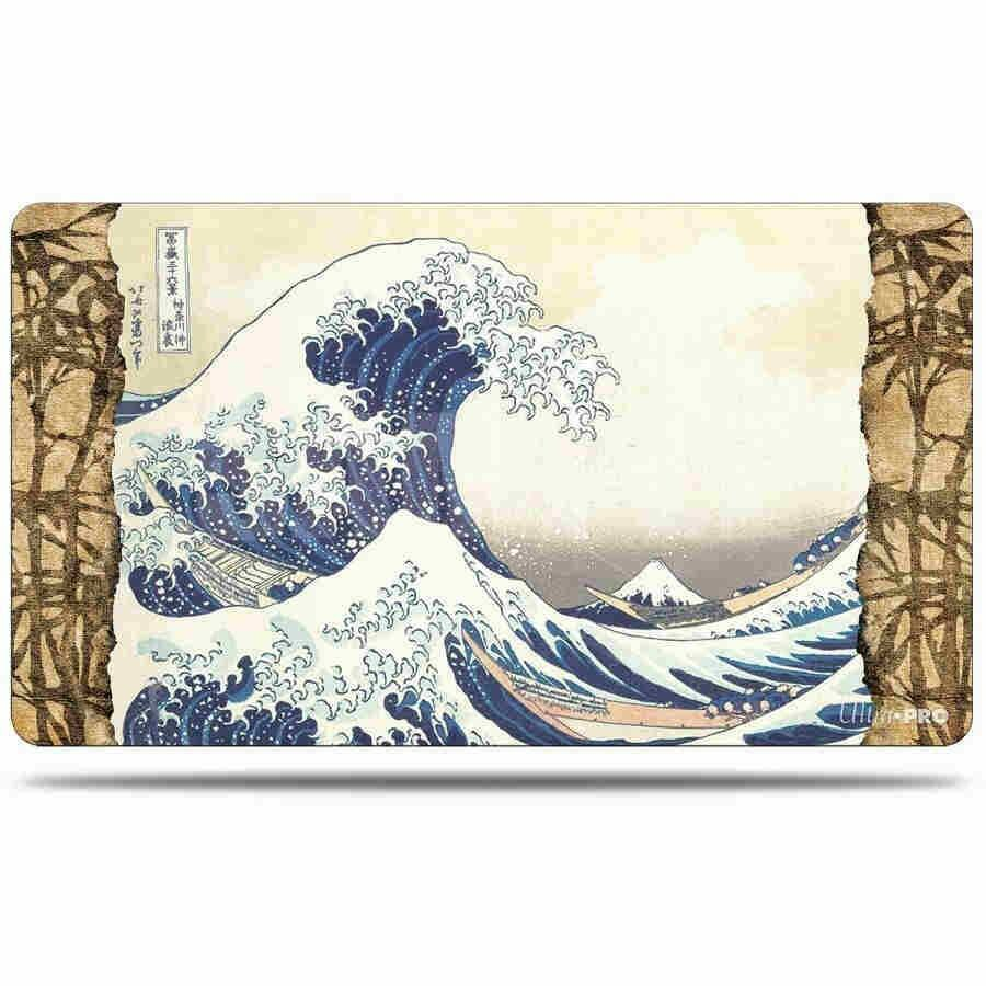 Fine Art Playmat - The Great Wave Off Kanagawa