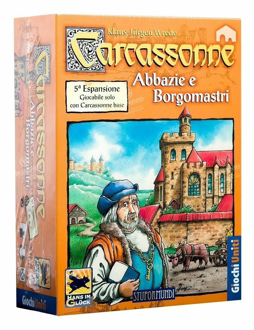 Carcassonne - Abbazie e borgomastri