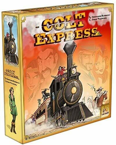 Colt Express ITA