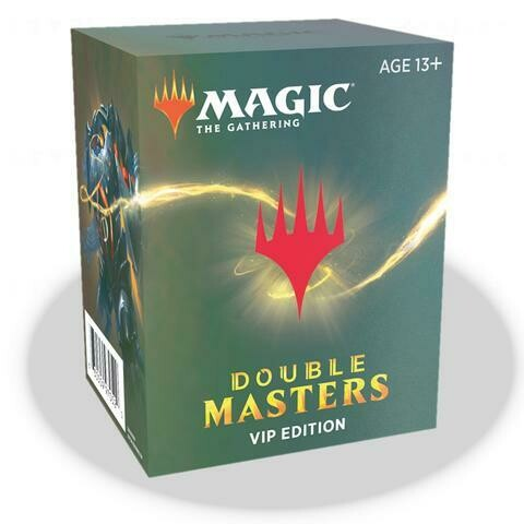 Double Masters Busta Vip - Magic: the Gathering