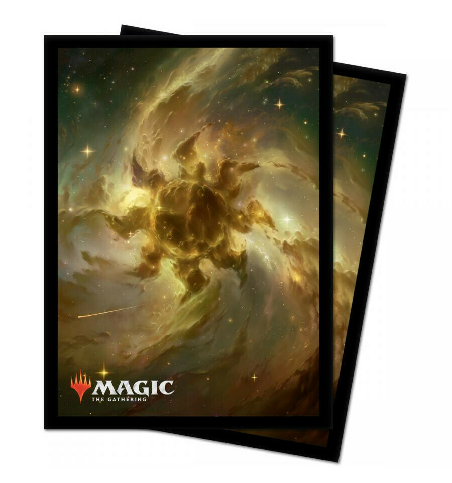 Deck Protector Sleeves - Magic: The Gathering Celestial Plains