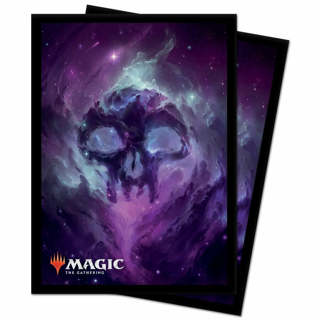 Deck Protector Sleeves - Magic: The Gathering Celestial Swamp