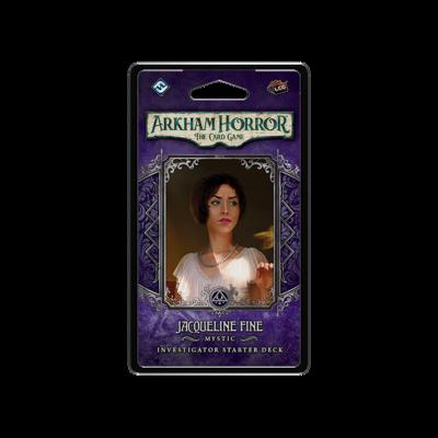 Arkham Horror LCG - Investigatore Jacqueline Fine