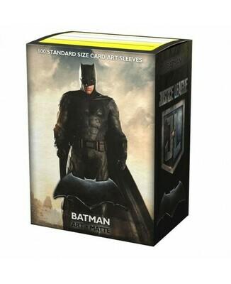 Dragon Shield 100 Sleeves - Art Justice League Batman