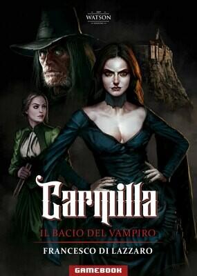 Carmilla: Il Bacio del Vampiro