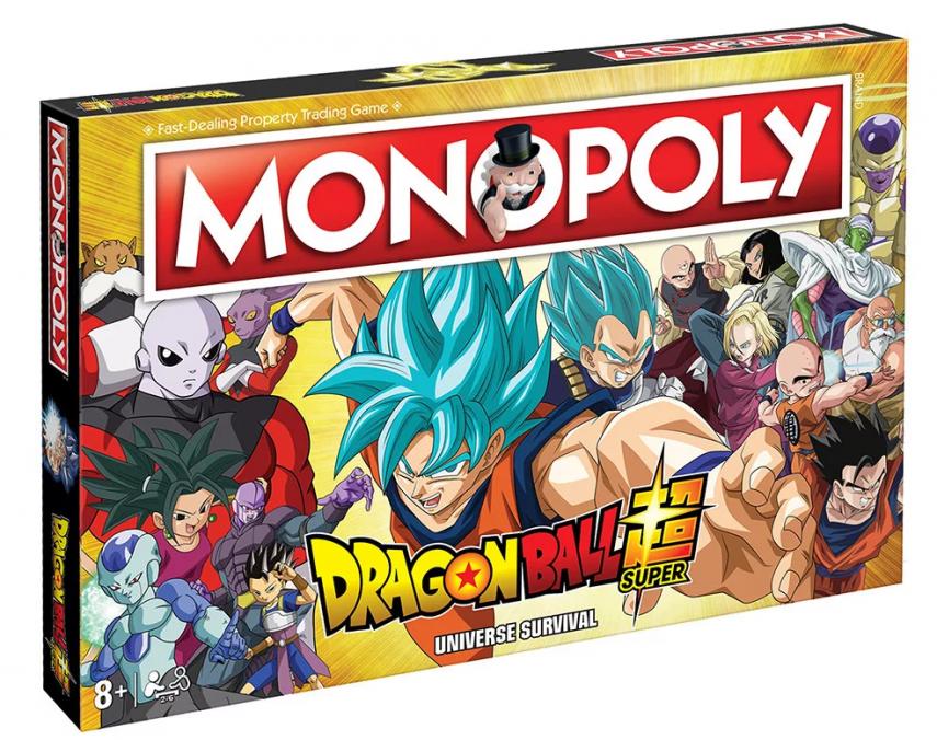 Monopoly Dragonball Super