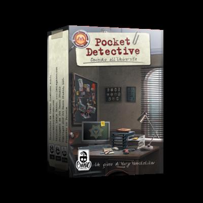 Pocket Detective - Omicidio all'università