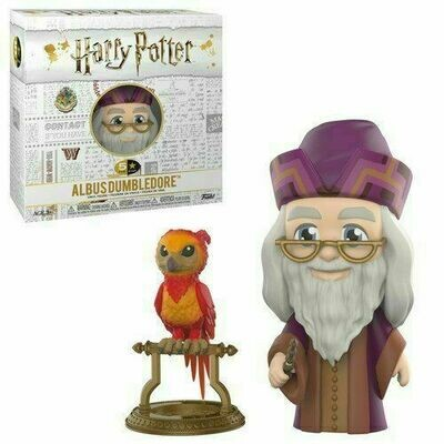 Funko 5 Star Harry Potter - Dumbledore Vinyl Figure 8cm