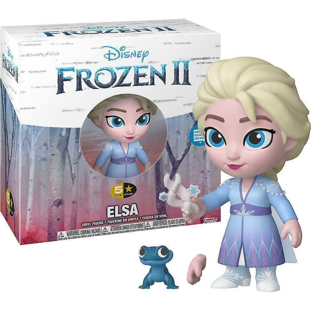Funko 5 Star Frozen 2 - Elsa Vinyl Figure