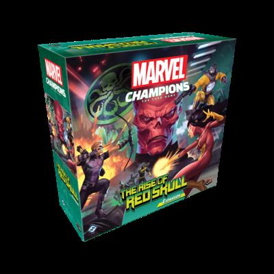 Marvel Champions - L'Ascesa di Teschio Rosso
